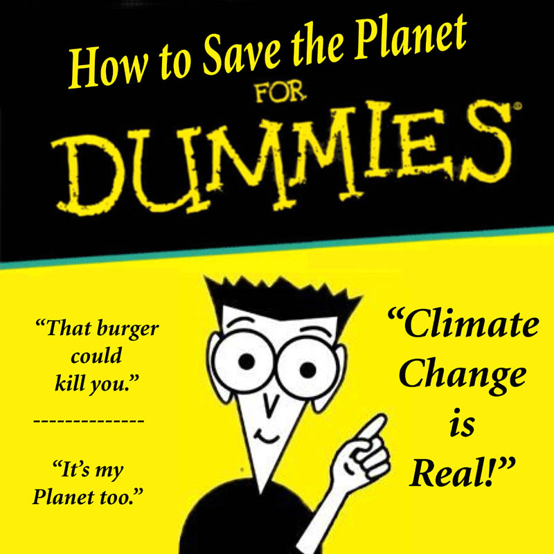 How to save theplanet.